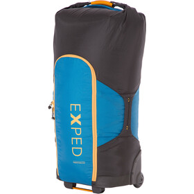 Exped Transfer Wheelie Bag deep sea blue-black